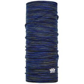 P.A.C. Merino Loop Sjaal, blauw/groen